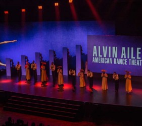 Dance-Act mit dem Alvin Ailey American Dance Theater © Deutsche Messe AG